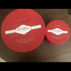 Williams Sonoma Holiday Dessert Plates & Mugs